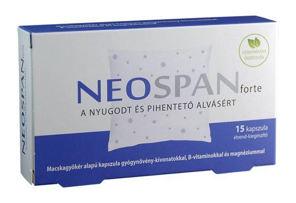 Neospan Forte kapszula 15x