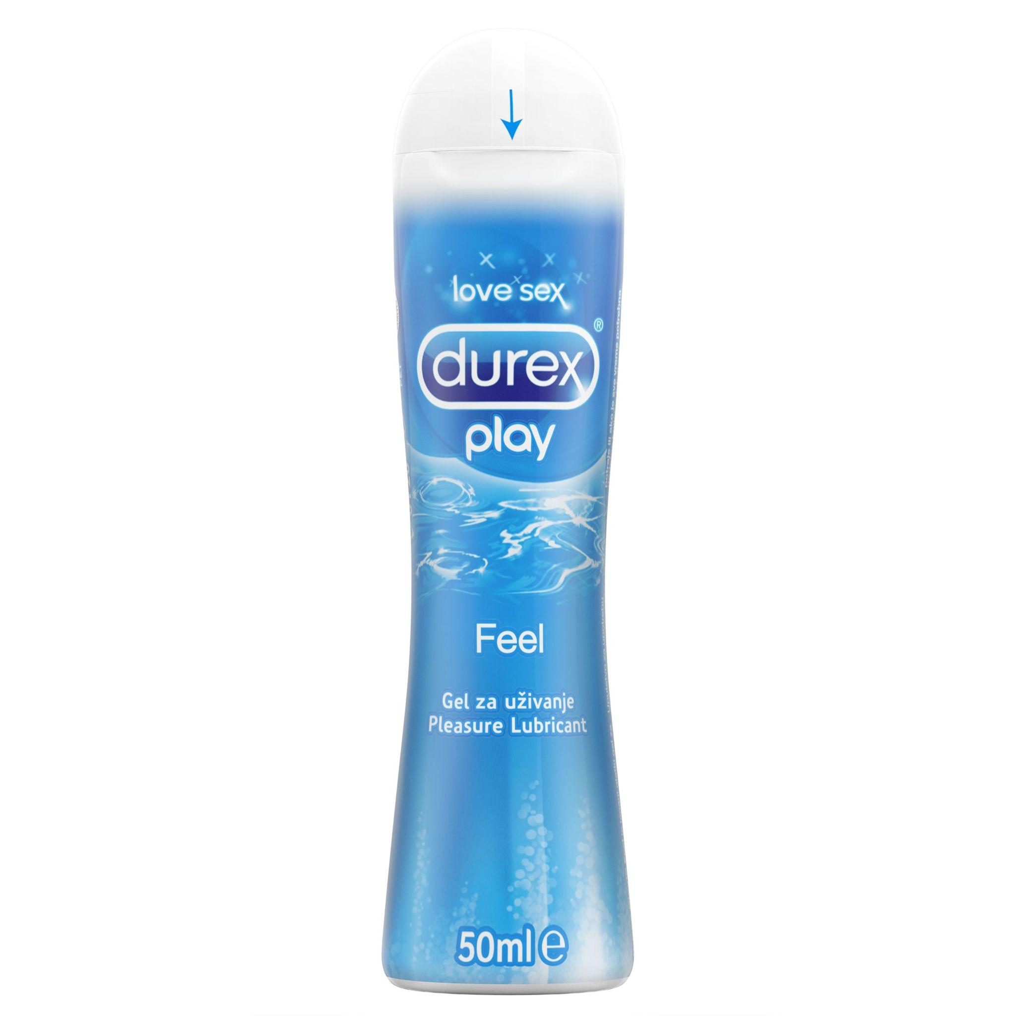 Durex Play síkosító gél Feel 50ml