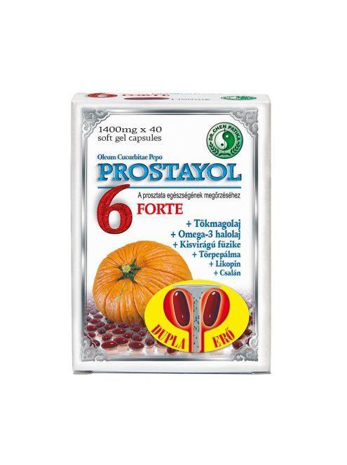 Dr.Chen Prostayol 6 forte kapszula 40x