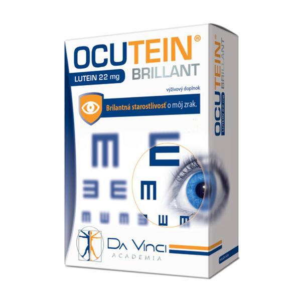 Ocutein Brillant lágyzselatin kapszula 30x