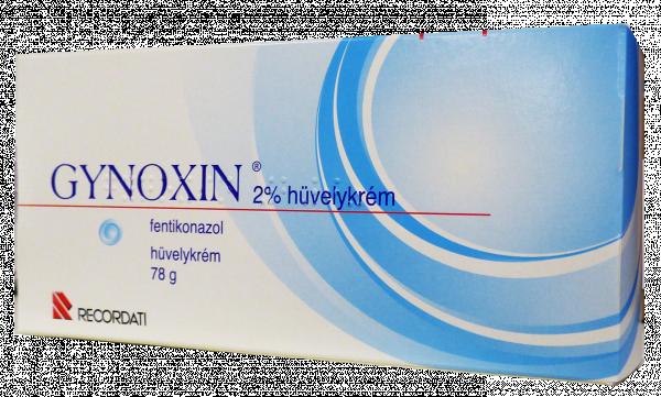 Gynoxin 2% hüvelykrém 1x78g