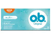 O.b. ProComfort tampon super 16x