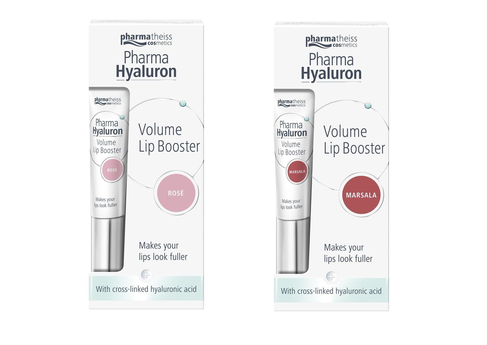 Pharma Hyaluron Volumennövelő ajakápoló ROSÉ 7ml