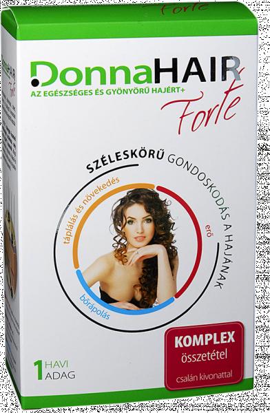 Donna Hair forte kapszula 30x