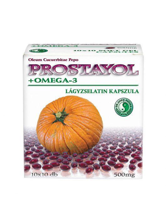 Dr.Chen Prostayol+Omega-3 kapszula 100x