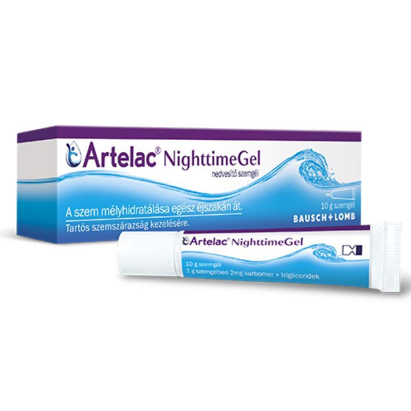 Artelac Nighttime szemgél 10g