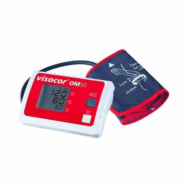 Vérnyomásmérő aut.VISOCOR OM50 felkaros