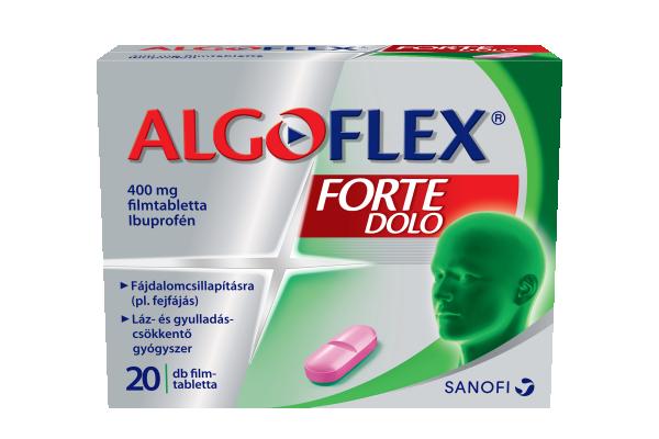 Algoflex 400 mg /Forte Dolo filmtabletta 20x