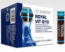 Marnys Royal Vit Q10 étrendkiegészítő folyadék 20x