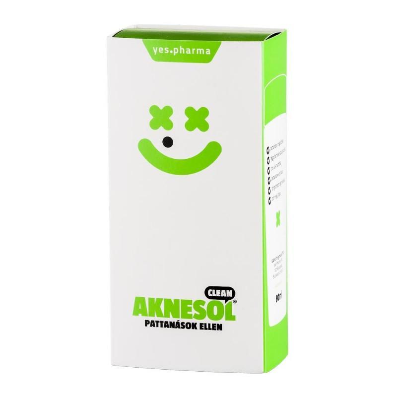 Aknesol Clean folyadék pattanásokra 50ml