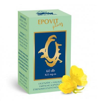Epovit Plusz Ligetszépe+halolaj kapszula 60x