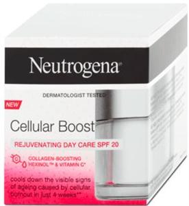 Neutrogena CB De Ageing SPF20 arckrém nappali 50ml