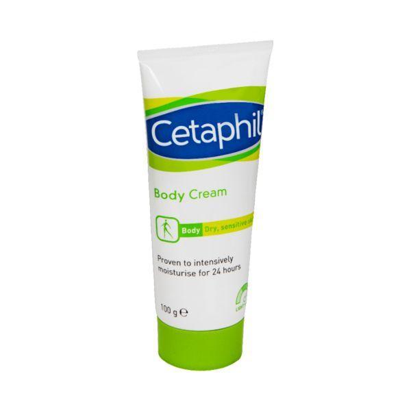 Cetaphil krém 24órás hidratáló száraz bőrre 100g