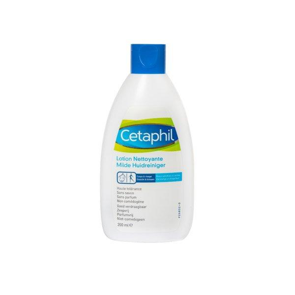Cetaphil bőrtisztító lotion 200ml