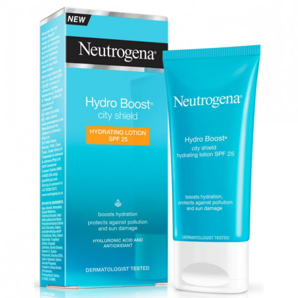 Neutrogena Hydro Boost City hidratáló lotion 50ml