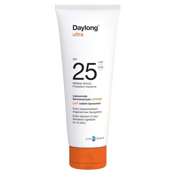 Daylong 25 Ultra napozó tej liposzómás erős védel. 100ml