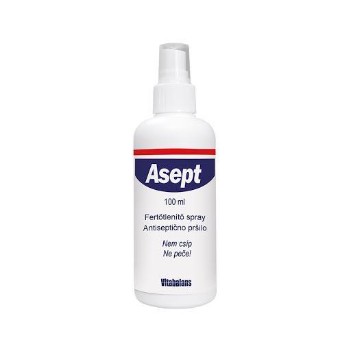Asept spray 100ml