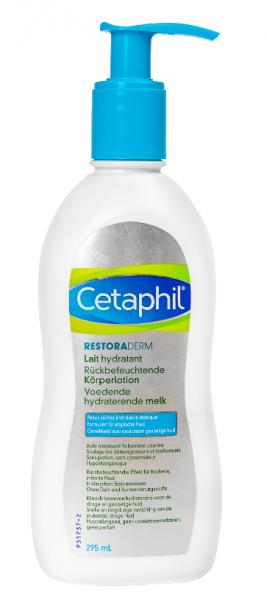 Cetaphil Restoraderm testápoló hidratáló 295ml