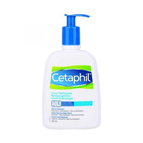 Cetaphil bőrtisztító oldat 460ml