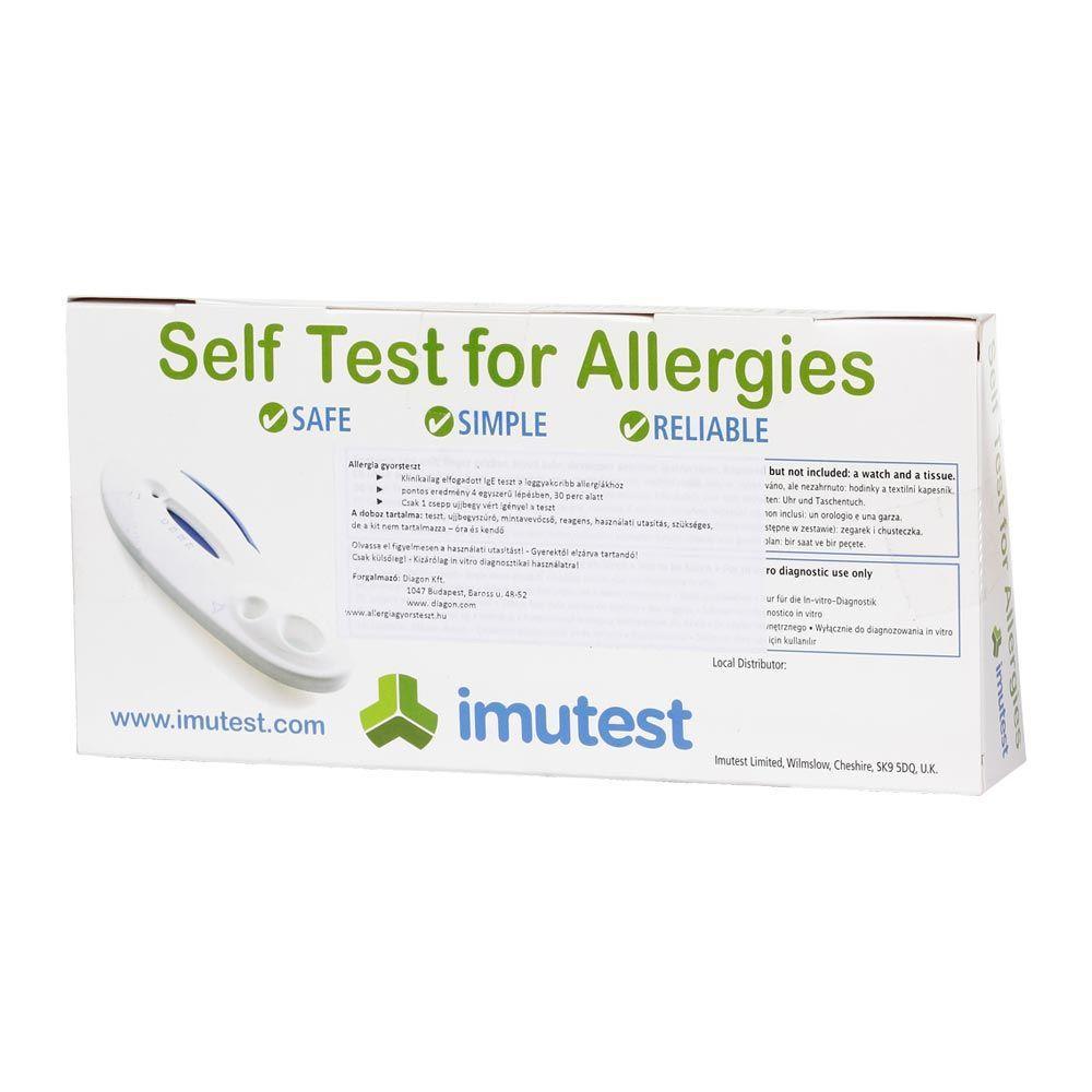 Imutest Tej teszt allergiára 1x